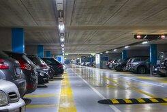 Продажи паркингов выросли вдвое