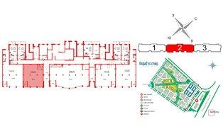 Помещение в ЖК Зеленый квартал, 111.4 м², 1 этаж