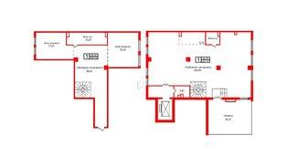 Квартира в ЖК Маленькая Франция, 4 комнатная, 246.35 м², 5 этаж