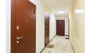 Квартира в ЖК Невские паруса, 1 комнатная, 34.9 м², 22 этаж