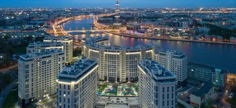 Квартал высокого класса Riverside: готовые квартиры от 3,9 млн руб.