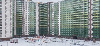 Новые квартиры в готовом доме в ЖК «GreenЛандия 2»!