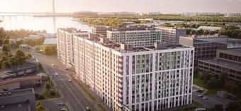 Коммерческие помещения на Васильевском: старт продаж