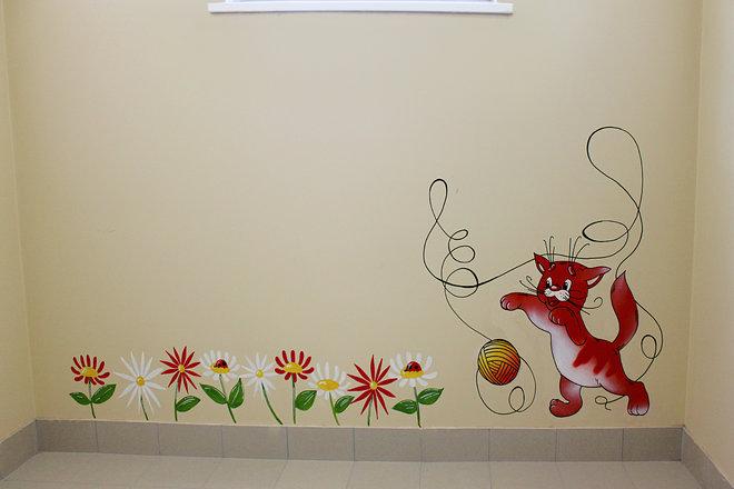 Детский сад в квартале «Вена» начал свою работу