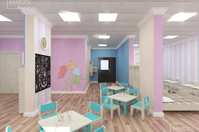 Новый детский сад открылся в ЖК GreenЛандия