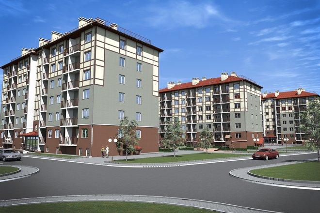 Setl City Калининград сдала ещё один дом в ЖК «Лето»