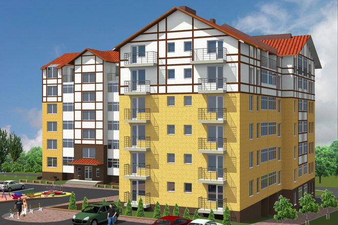 Setl City Калининград сдала пять домов, два из которых - досрочно