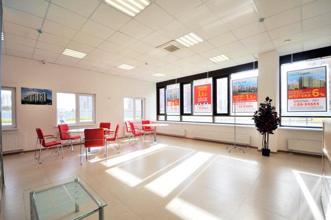 Новый офис продаж «ПН» в ЖК «Чистое Небо»