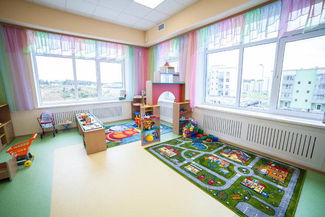 Открыт детский сад в ЖК «Новое Сертолово»