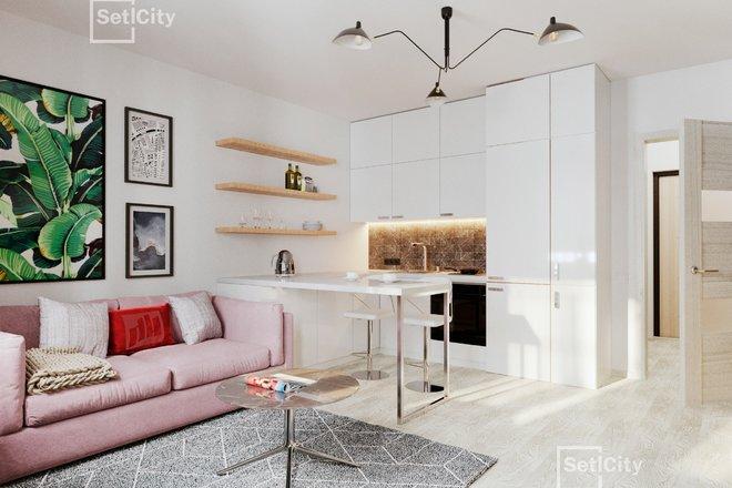Новое качество отделки в домах Setl City!