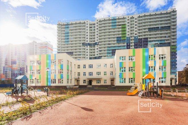 Новый детский сад в ЖК «ЗимаЛето»