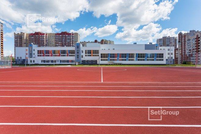 новая школа в ЖК «Полюстрово Парк»