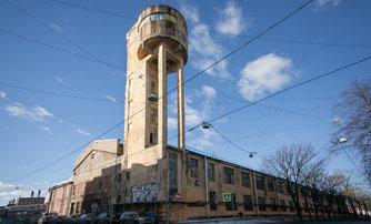 Здания Канатного цеха и заводоуправления Сталепрокатного завода