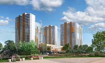 ЖК UP-квартал Комендантский