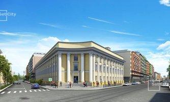 ЖК Здание заводоуправления