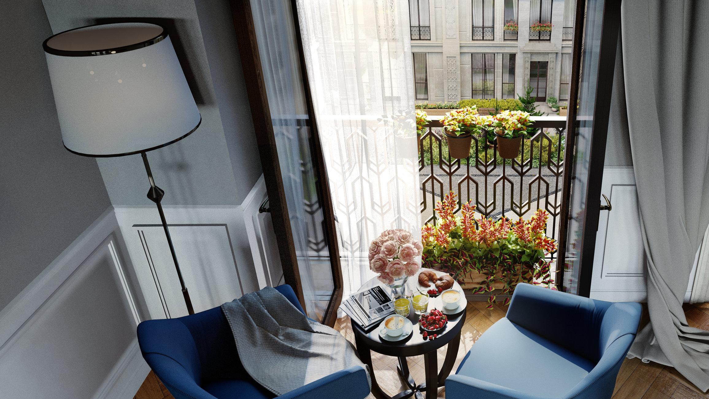 ЖК Маленькая Франция