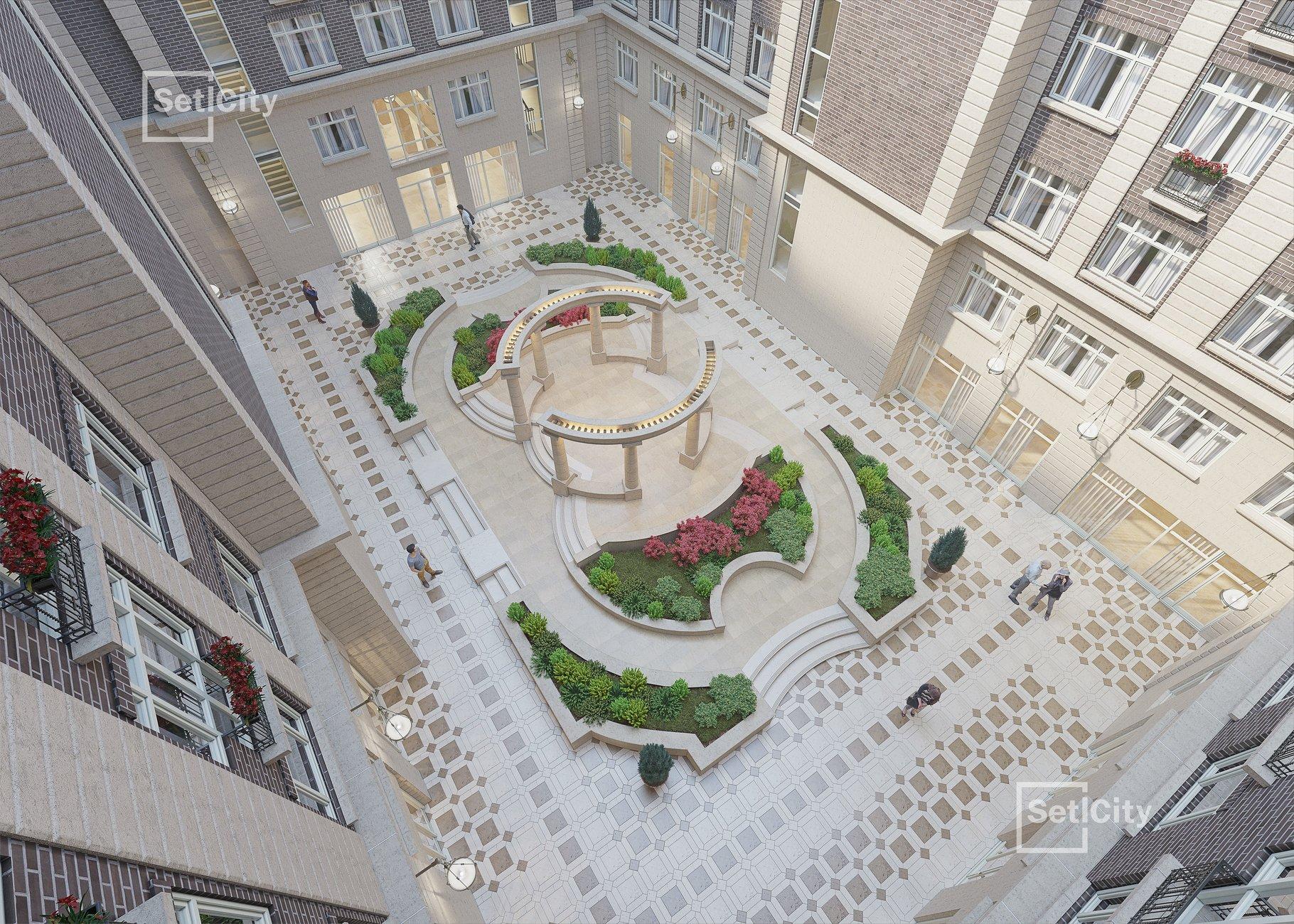 ЖК Victory plaza