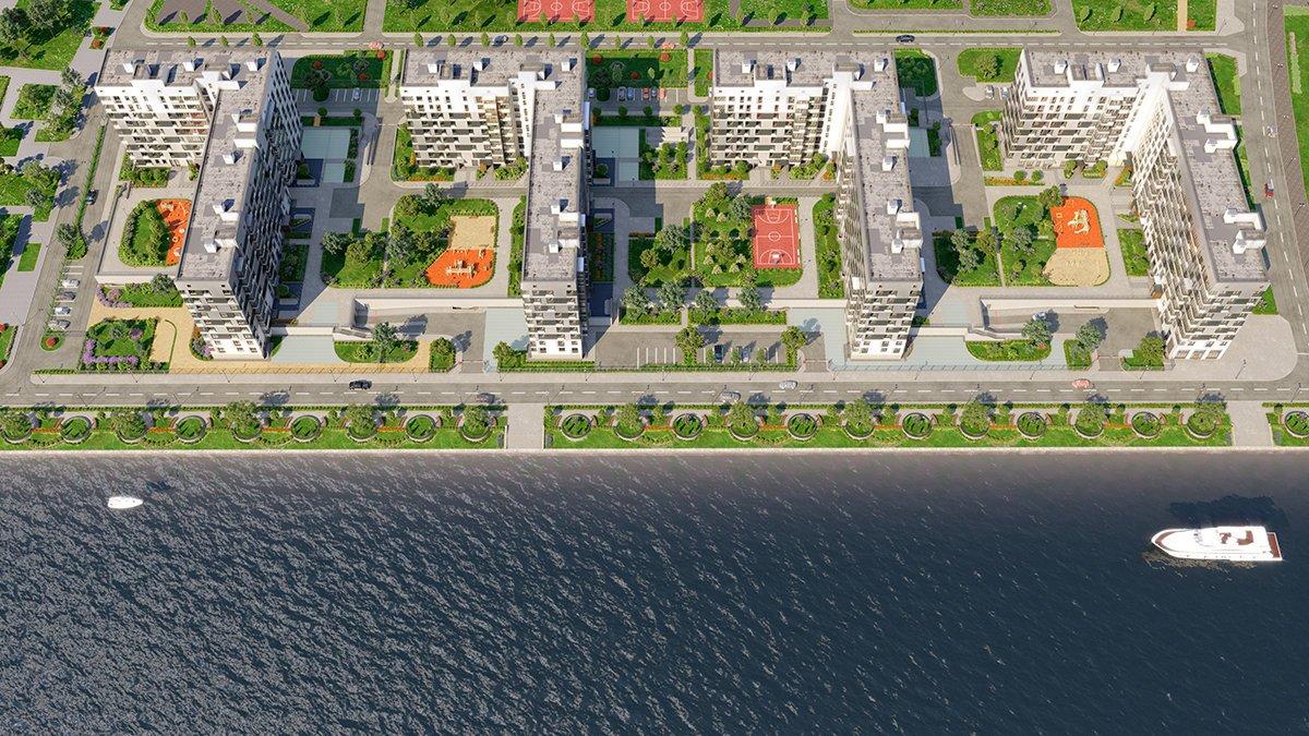 ЖК Жемчужная гавань